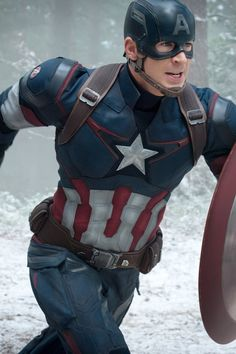 Is Chris Evans Picking Up Captain America's Shield For the MCU Again? Reportedly!