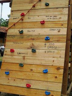 Details About Swingset Climbing Rock Kit Playground Climb