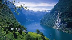 """Excellent """"Norwegian Sky"""" info is available on our site. Have a look and you will not be sorry you did. Beautiful Places To Visit, Wonderful Places, Life Is Beautiful, Places To See, Amazing Places, Beautiful Images, Alesund, Tromso, Best Cruise"""
