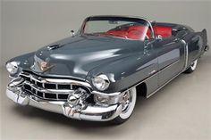1953 Cadillac Eldorado Special Sport Convertible