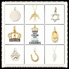 Charms for any perfect occasions!