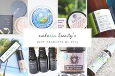 NatuRia Beauty: Best Natural Beauty Products of 2014 Organic Beauty, Natural Beauty, Badger Balm, Beauty Balm, Beauty Review, Deli, Natural Skin Care, The Balm, Beauty Products