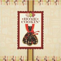 Home Cookin Scrapbook Recipe Keeper Binder $14.99