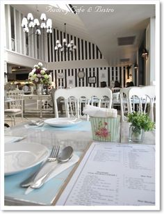 audrey cafe and bistro bangkok |is a perfect cafe to visit for some sophisticated cake stuffing.