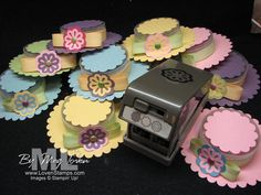 Stampin Up Punch Art Ideas | Stampin' Up! Demonstrator – Meg Loven – Video Tutorials, Project ...