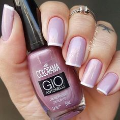 New Fails Art French Couleur Ideas Fabulous Nails, Gorgeous Nails, Pretty Nails, Elegant Nails, Stylish Nails, Nail Deco, Nail Pops, Manicure Y Pedicure, French Nails