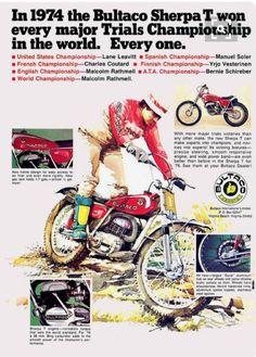 1975 Bultaco Sherpa Twin