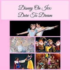 Moms Are Cool Too: Dare To Dream w/ @Disney On Ice! #DisneyOnIce
