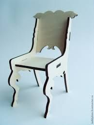мебель для барби из фанеры - Поиск в Google