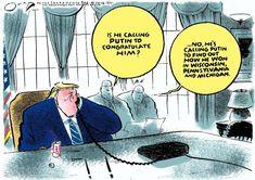Editorial cartoons from McClatchy's award-winning cartoonists