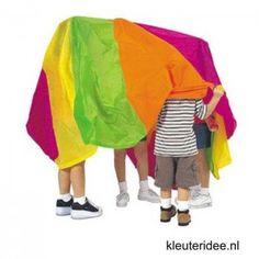 Gymles voor kleuters met parachute 4, kleuteridee.nl