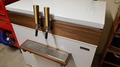 I built a keezer (freezer -> kegerator) Check out the full project http://ift.tt/2kGKyIy Don't Forget to Like Comment and Share! - http://ift.tt/1HQJd81