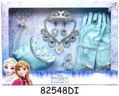 Poze Set accesorii Frozen 12 piese