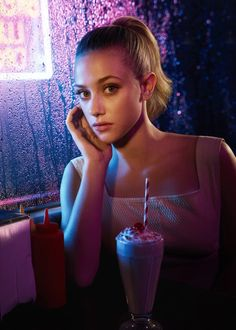 Lili Reinhart is Betty Cooper. Riverdale premieres Thursday, January 26 at on The CW! Riverdale 2017, Riverdale Poster, Kj Apa Riverdale, Riverdale Aesthetic, Riverdale Memes, Riverdale Tv Show, Betty Cooper Riverdale, Lemony Snicket, Movie Posters