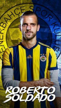 Roberto Soldado Fenerbahçe Wallpaper