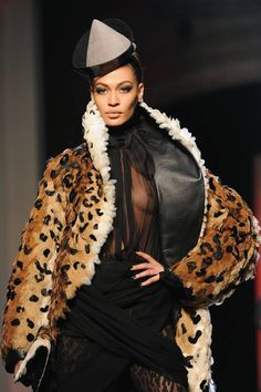 33 models who have perfected the runway stare: Joan Smalls