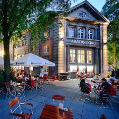 Das Abatonkino im Grindelviertel! #EuropaPassage #EuropaPassageHamburg #welovehh #typischhamburch #Moin