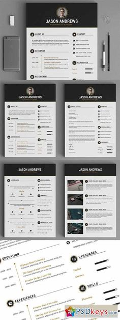 Microsoft Resume Templates Free Download Free Resume Templates - Simple Format For Resume
