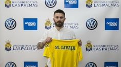 Marko Livaja (Split, Croacia, 26 de agosto de 1993), es un futbolista croata que juega como delantero y su equipo actual es la UD Las Palmas de la Primera División de España.