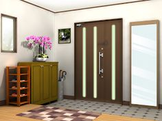 Anime Landscape: Anime Door Background in 2020 Episode interactive backgrounds Anime scenery wallpaper Love background images