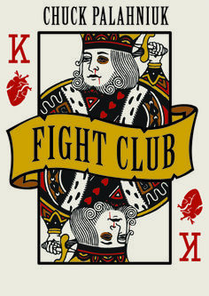 James Schollum Fight Club book cover