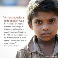 www.partnersworld.org | #Rohingya #SaveTheRohingya