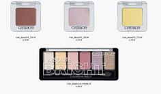 Catrice+Eye+Shadow Summer 2014, Spring Summer, Palette, Eye Shadow, Blush, Eyes, Beauty, Eyeshadow, Beleza