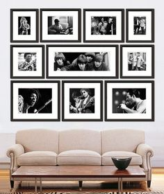 59 Best Photo Wall Collage Bedroom Layout Picture Arrangements Part 40 1 Picture Arrangements, Photo Arrangement, Frame Arrangements, Photo Grouping, Photowall Ideas, Inspiration Wand, Photo Displays, Display Photos, Frames On Wall