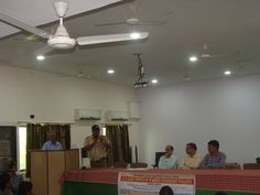NSS MEETING AT AMROLI COLLEGE 25-07-2015