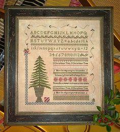Samples Not Forgotten - O Christmas Tree