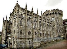 Castillo de Dublin , Dublin, Irlanda