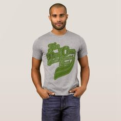 Trendy Dew Clan Double Barreled brand T-Shirt