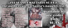 Hot, sexy, paranormal fun! Feel free to share! 99 cents! http://www.amazon.com/Alphas-Unwrapped-Paranormal-Shifters-Werewolves-ebook/dp/B014VCCLGI