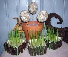 rairuoho purkki askartelu - Google-haku Easter Crafts, Crafts For Kids, Childcare, Kids And Parenting, Haku, Plants, Crafting, Google, Natural Materials
