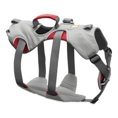 Ruffwear Doubleback Safety Rated Dog Harness - Free Shipping - Backcountry K-9