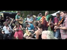 Clifftop Music and Arts Festival  West Virginia