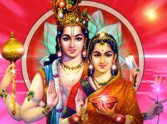 historia de lakshmi y vishnu - Buscar con Google