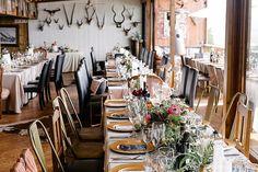Proteas & Fynbos | Wedding table ideas