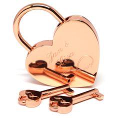 Das Herz-Schloss für alle Liebenden - Geschenkfuchs Kitchen Appliances, Prove Love, Romantic Gifts, Tin Lunch Boxes, Fox, Valentines Day, Diy Kitchen Appliances, Home Appliances, Kitchen Gadgets