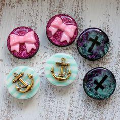 Cute gauges!