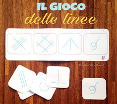 Il gioco delle linee | Homemademamma | Bloglovin'