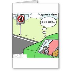 No #Squid Zone #Funny #Greetingcard 60%off #couponcode JLYCHRISTMAS @zazzle @pinterest @ltcartoons #calimari #humor #offbeat #sale