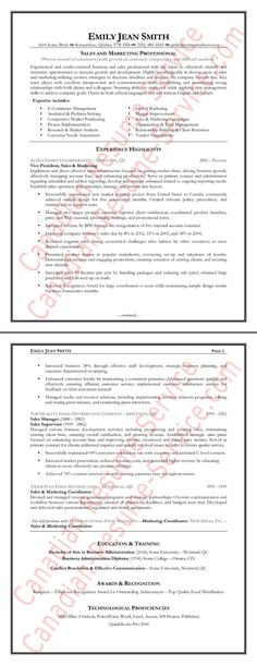 Review this sales executive resume sample It is loaded with - sale executive resume sample