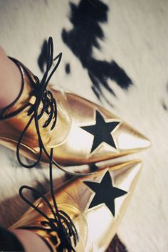 Twinkle twinkle lil star Korkokengät 59f6ad824a