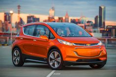 Get all of the info on the Chevy Bolt!