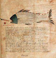 Aratea, with extracts from Hyginus's Astronomica in the constellation figures - Marcus Tullius Cicero, 9th century