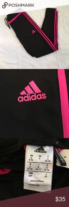 💯🍭NWT Adidas Skinny Track Pants🍭💯 🍭❤Brand New With Tag Adidas Skinny Magenta Track Pants❤🍭  🐬💖Size is S But Can Fit An XS💖🐬🤗🌊UFT/ up for trade🌊🤗 🌺🌞Would Love To Sell For The Right Price Also🌞🌺 🦀😍Offers Always Welcome And Don't Forget 20% off 3 Or More😍🦀 💯🖕🏼NO HATE COMMENTS OR RUDE COMMENTS #poshpeaceplz🖕🏼💯 🍍💋Happy Poshing Ladies💋🍍 Adidas Pants Track Pants & Joggers