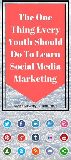 If you are young, love social media, and want to invest in your career, you should consider a social media youth mentoring program. Learn more in this post. Social Media Tips, Social Media Marketing, Digital Marketing, Marketing Tools, Blogger Tips, Blogging For Beginners, Facebook Sign Up, Internet Marketing, Youth