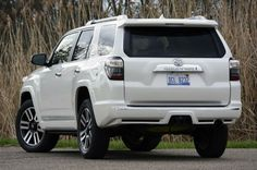 2016 Toyota 4Runner Limited Silver