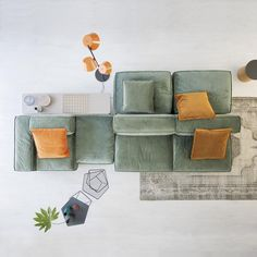 Outstanding Diy Sofa Design Ideas You Can Try 12 Modular Furniture, Furniture Plans, Table Furniture, Furniture Design, Furniture Buyers, Furniture Outlet, Diy Sofa, Sofa Design, Canapé Design